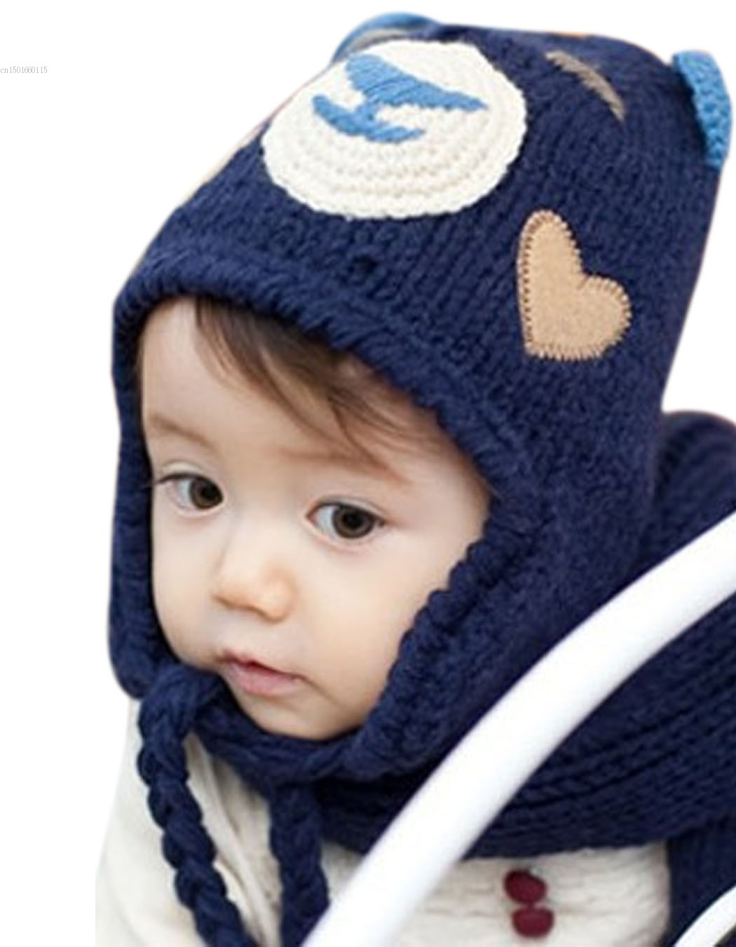 0ed58ec549d Retail Super Lovely Children Winter Crochet Hats Animal Bear Styles Baby  bear Beanie hat 3 color Kids Caps For 1 5Y 38-in Skullies   Beanies from  Apparel ...