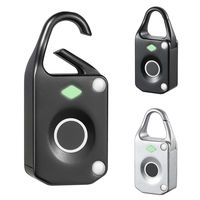 New Hot Baggage Bag Luggage Lock Fingerprint Anti theft Keyless For Travel Suitcase Backpack