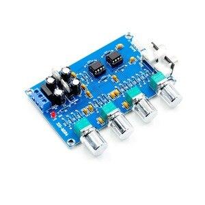 Image 2 - NE5532 Voorversterker Pre Versterker Audio Aanpassing Plaat Dubbele AC12V Hifi Versterker Voorversterker Volume Tone Control Board