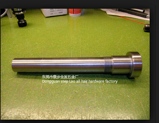 CNC Precision Stainless Steel Spindle Shaft , Can Small Orders, Providing Samples