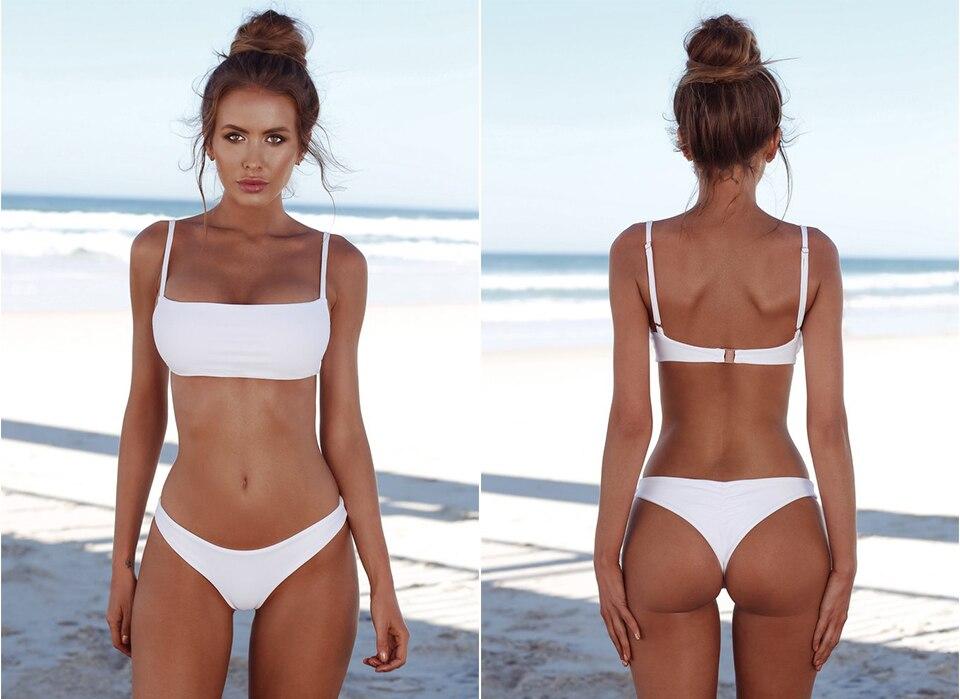 HTB1oJBZox6I8KJjSszfq6yZVXXaj - FREE SHIPPING  Swimsuit Brazilian Beach Wear Bathing Suits Swimming Suit Vintage JKP416