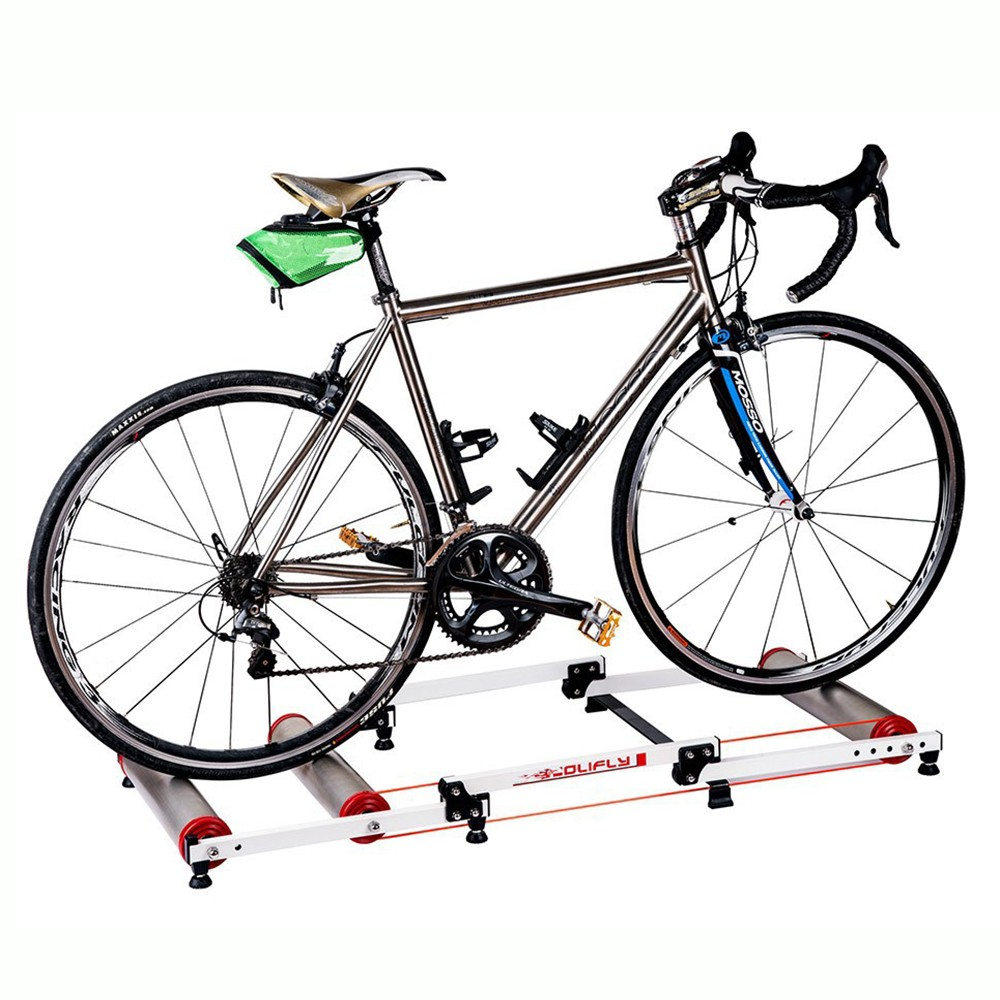 Indoor Bike Trainer Station Road Bicycle Exercise Fitness