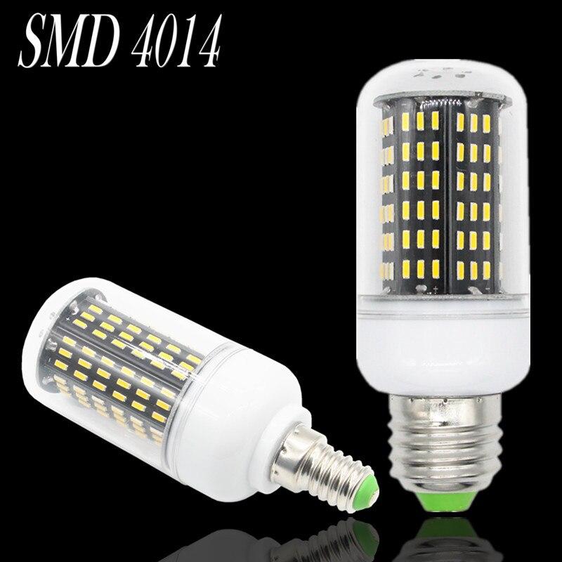 buy 4014 smd e14 lampada led lamp e27. Black Bedroom Furniture Sets. Home Design Ideas