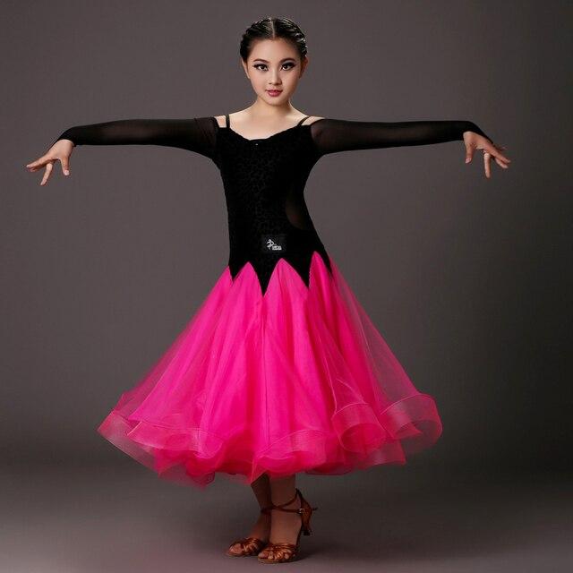 Детские бальные танцы платья