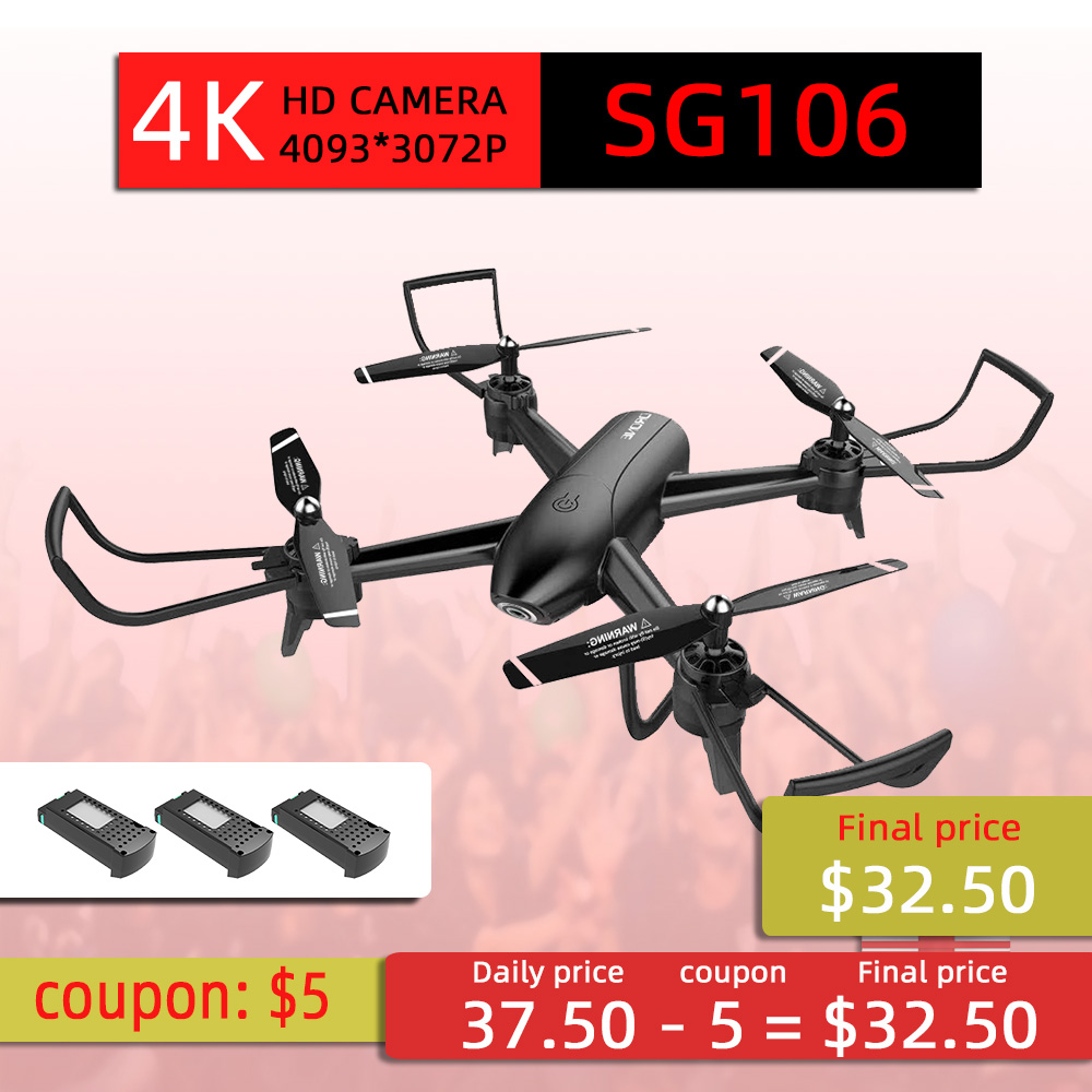 sg106 drones with camera hd dron rc helicopter drone 4k toys quadcopter drohne quadrocopter helikopter selfie remote controlsg106 drones with camera hd dron rc helicopter drone 4k toys quadcopter drohne quadrocopter helikopter selfie remote control