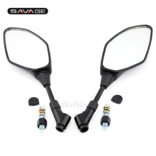 Rear Mirrors For YAMAHA MT07 FZ07 MT09 FZ09 FJ09 MT10 FZ10 MT01 900 Motocycle Accessories E9 Certification View Side Mirror