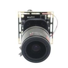 ELP 2MP Sony IMX291 USB 3.0 Kamera Modülü Tak ve çalıştır CMOS makine görüş kamerası ile 2.8 12mm manuel lens