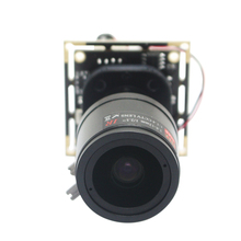 ELP 2MP Sony IMX291 moduł kamery USB 3.0 Plug and play kamera wizyjna CMOS z obiektywem ręcznym 2.8 12mm