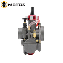 ZS MOTOS Good shipping Alcon Motorcycle carburetor Carburador 28 30 32 34mm with power jet racing Scooter case for PWK
