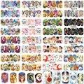 48 Folhas Nail Art Tips New Arrival Dream Catcher Animal Conjuntos Decoração de Unhas Manicure para Nail Sticker Água Decalques A1273-1320