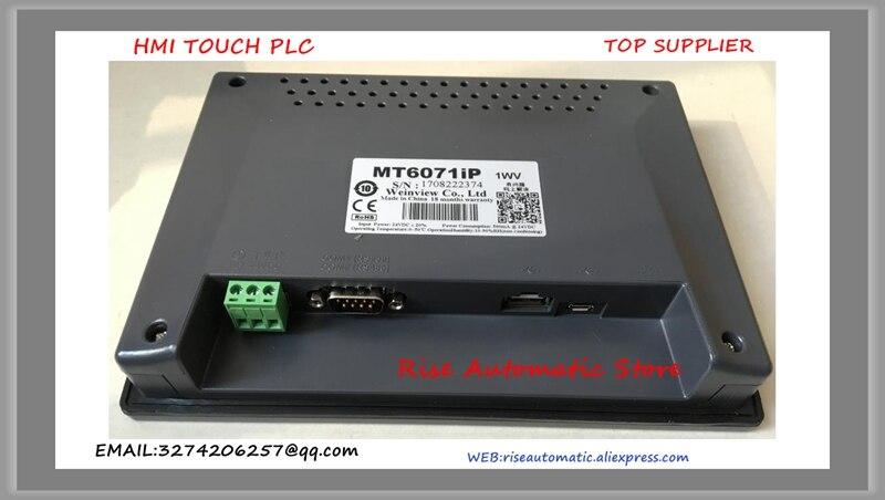 Écran tactile 7 pouces HMI MT6070iH5 MT6070iH 5WV mise à jour à MT6071 MT6071IP 1WV nouveau - 2