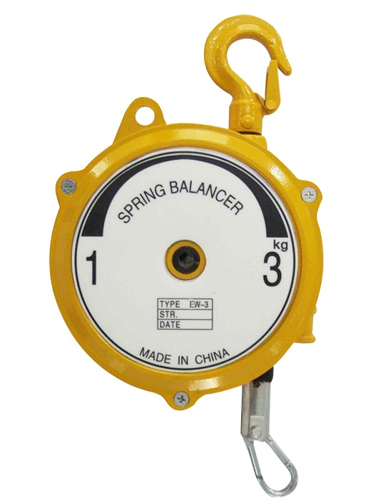 5 15KG 1 5M spring balancer for screwdriver hanging tool torque wrench hanger steel wire rope