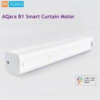 Xiaomi Mijia AQara B1 Smart Electric Curtain Motor APP Remote Control Timing Switch Wireless Motorized Curtain Motor Smart Home