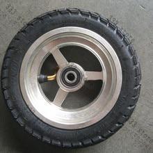 8X2. 00-5 Ступица колеса для карманного велосипеда мини Электрический мотор инвалидной коляски бескамерные шины