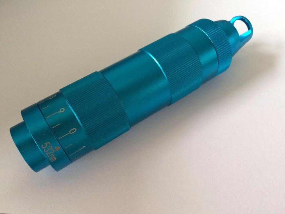 1064nm 532nm Dicas Cabeça Lente Do Laser