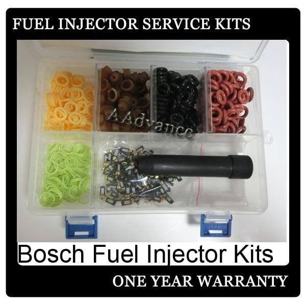 US $72 0 |Bosh Fuel Injector Service Repair Kits Universal 200  sets/box,Universal Fuel Injector Kits,Fuel Injector Repair Kits-in Fuel  Injector from