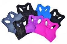 Hot 7 Colors New Women Padded Top Athletic Vest Gym Fitness Sports Bra vs bra sujetadores deportivos women brassiere sport