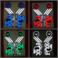 Mountain bike sticker reflective mountain frame s for fox,fixed gear bicycle fork
