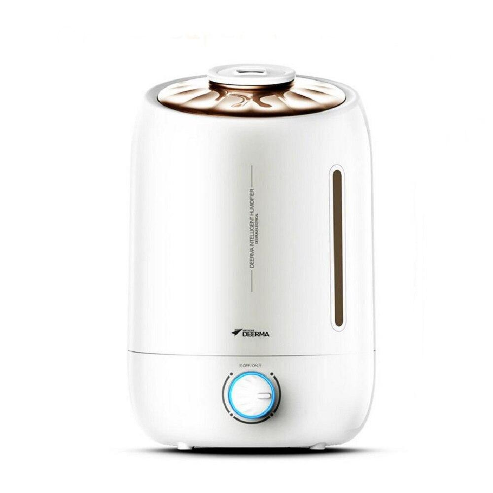 5L 350 мл/ч Difusor De аромат ультразвуковой увлажнитель воздуха аромат масла диффузор ионизатор генератор ароматерапия Ag + очиститель тумана