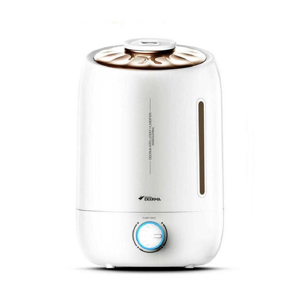 5L 350ML / H Difusor De Aroma ultrahangos légnedvesítő aromaolaj - Háztartási gépek