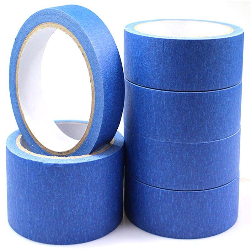 30 MM/50mm/80mm/100mm/150mm X 30 M ruban bleu peintres impression outil de masquage pour imprimante 3D Reprap30 MM/50mm/80mm/100mm/150mm X 30 M ruban bleu peintres impression outil de masquage pour imprimante 3D Reprap