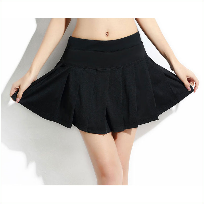 05c7daaa20 Extra Large Umbrella Ball Tennis Skirts Ladies Prevent Exposure Pantskirt  Plus Size XLl 4Xl 5Xl-in Tennis Skorts from Sports   Entertainment on ...