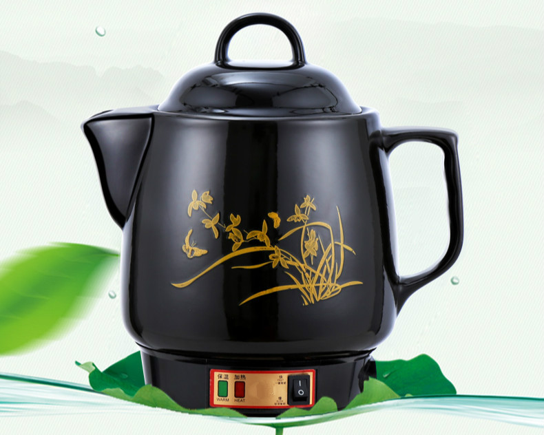 Electric kettle Automatic health raising pot traditional Chinese medicine ceramic electronic Overheat Protection automatic decocting pot chinese medicine pot medicine casserole ceramic electronic medicine pot medicine pot electric kettle