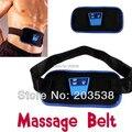 Dropshipping AB Gymnic Eletrônico Braço Muscular perna Cintura Massagem Belt Body Building Belt