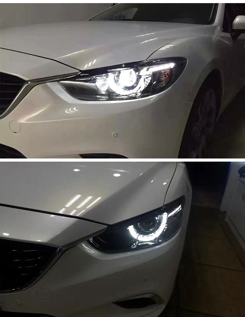Car 6 Styling Lens 12