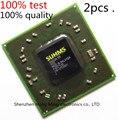 (2 peça) 100% teste muito bom produto 216-0752001 216 0752001 bga reball chip com bolas IC fichas