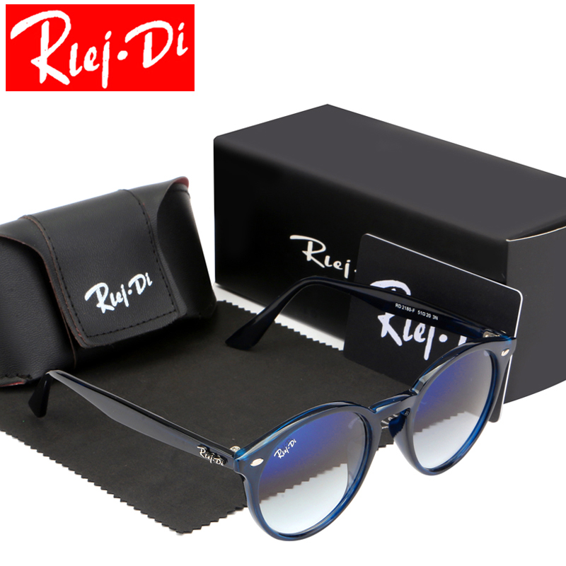 0f58df2d8b126 Best buy Round Sunglasses Women Vintage Glass Lens Eyewear Coating Mirror  Sunglasses For Men Retro Ladies Sunglasses UV400 Shades Male online cheap
