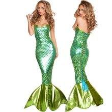 2018 New Mermaid Dress Mermaid Tail Costume Wedding Dresses Mermaid Tails for Swimming Dresses Swimsuit Summer Style