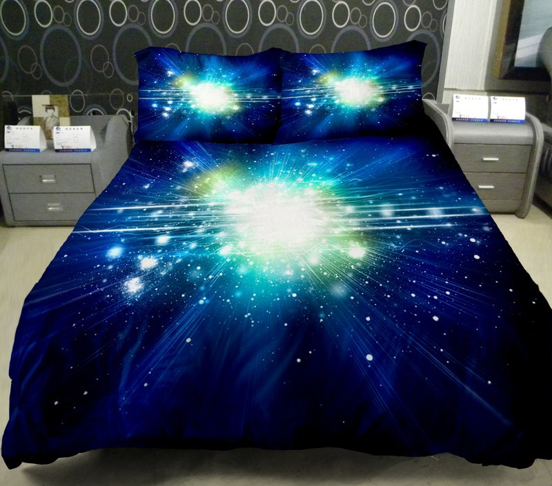 Bedspreads men picture more detailed picture about for Outer space bedding
