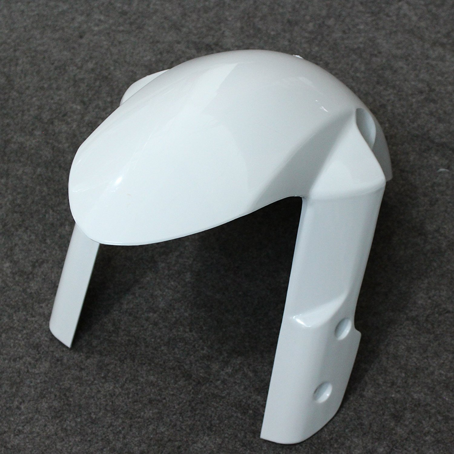 Motorcycle Unpainted Mudguard Front Fender For Suzuki GSXR1000 GSX R 1000 K7 2007   2008 Mud Guard Fairing Cowl Cover Injection-in Covers & Ornamental Mouldings from Automobiles & Motorcycles    3