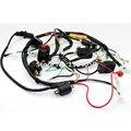 Full Electrics wiring harness CDI Ignition Coil Key Spark Plug Recitifier Solenoid 150 200 250CC GY6 ATV Quad Bike Buggy gokart