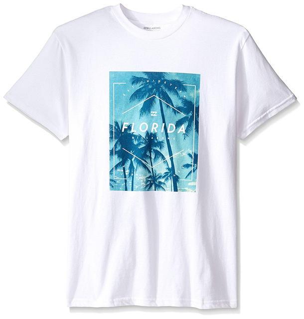 4b8774a3 2017 New Arrival T-Shirt Tshirt Tops Summer Cool Funny T-Shirt Billabong  Men's Offline Fl Short Sleeve T-Shirt