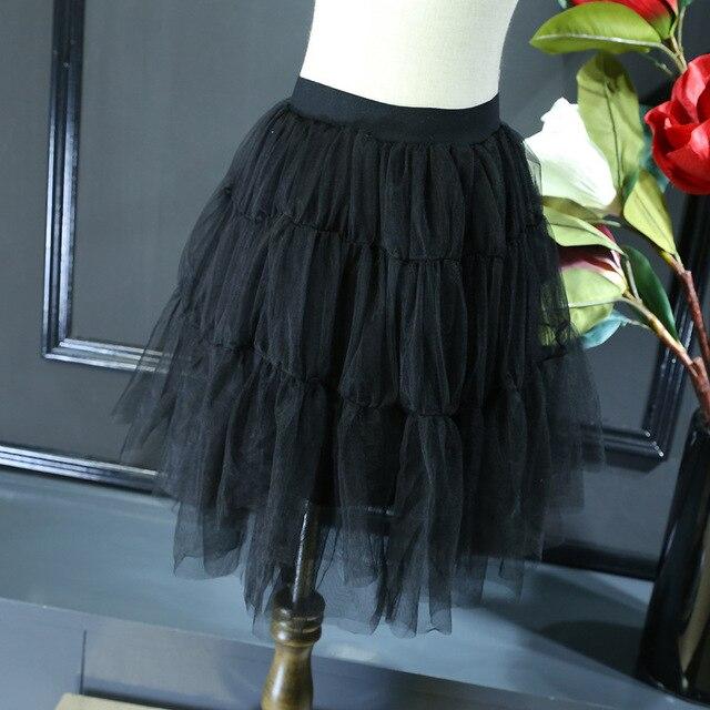 Девушки плиссированные юбки весна 2017 новые девушки марлевые юбка хан издание дети юбки бесплатная доставка