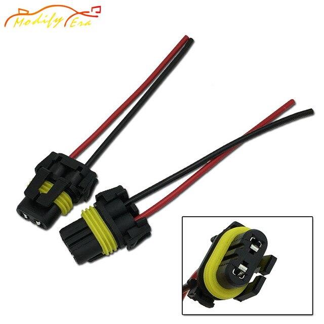 Swell Modify Era 2Pcs 9005 Hb3 9145 H10 Car Led Bulbs Lamps Sockets Wiring Digital Resources Instshebarightsorg