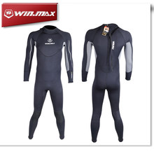 Winmax hombre neopreno buceo deporte Wetsuits cuerpo completo deportes Skins cuerpo completo deportes pieles(China)
