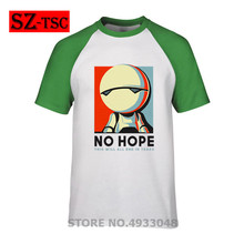 Men T Shirts 42 Hitchhikers Guide To The Galaxy This will all end in tears No Hope Tshirt Cotton Short Sleeve O-neck T-shirts цена