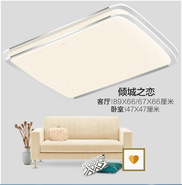 Plafon lamp verlichting plafond LED Ceiling Lamps Home Lighting ...