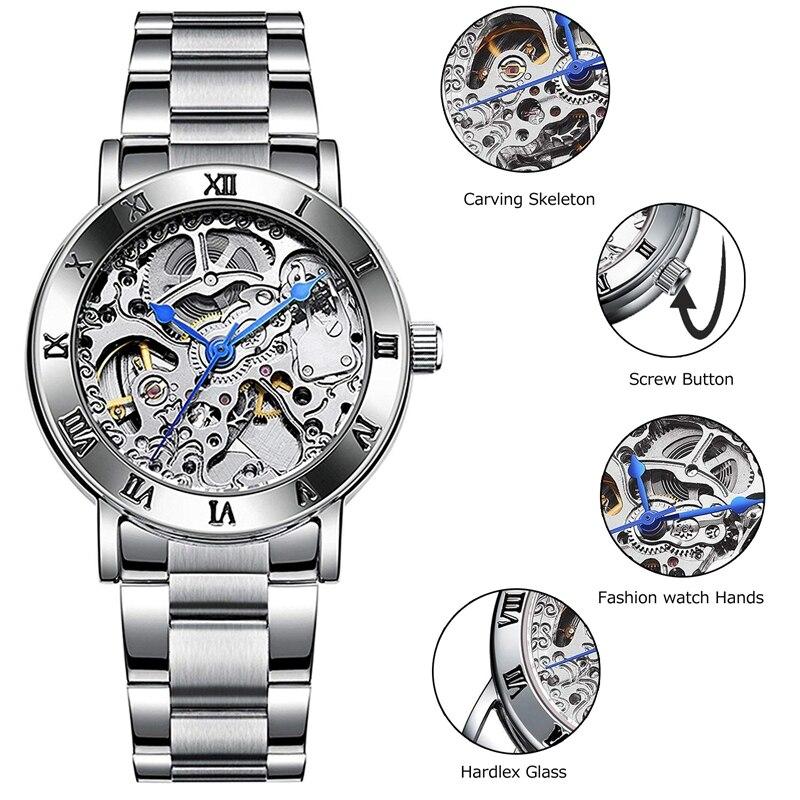 IK ρολόγια χειρός Steampunk Γυναικεία - Γυναικεία ρολόγια - Φωτογραφία 3