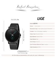 Luxury Ultra-thin Quartz LIGE9915