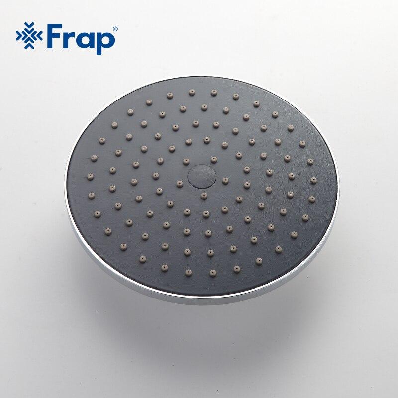Frap nouveauté salle de bains combinaison bassin robinet et robinet de douche mitigeur eau froide et chaude F2416 F1013 - 4