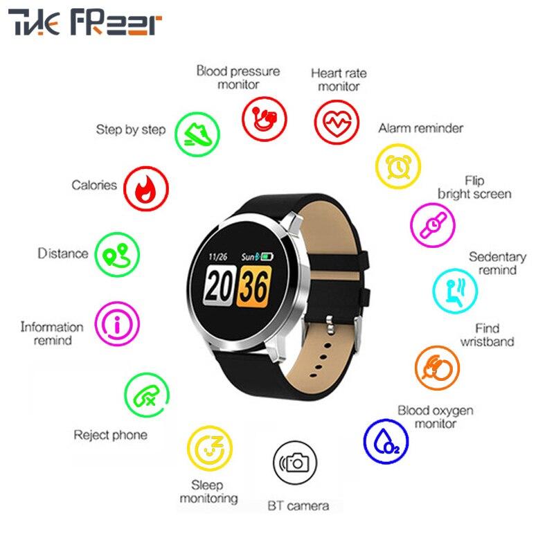 New Screen Smartwatch Heart Rate Smart Watch Men Women IP67 Waterproof Sport Fitness Wearable Devices Electronics