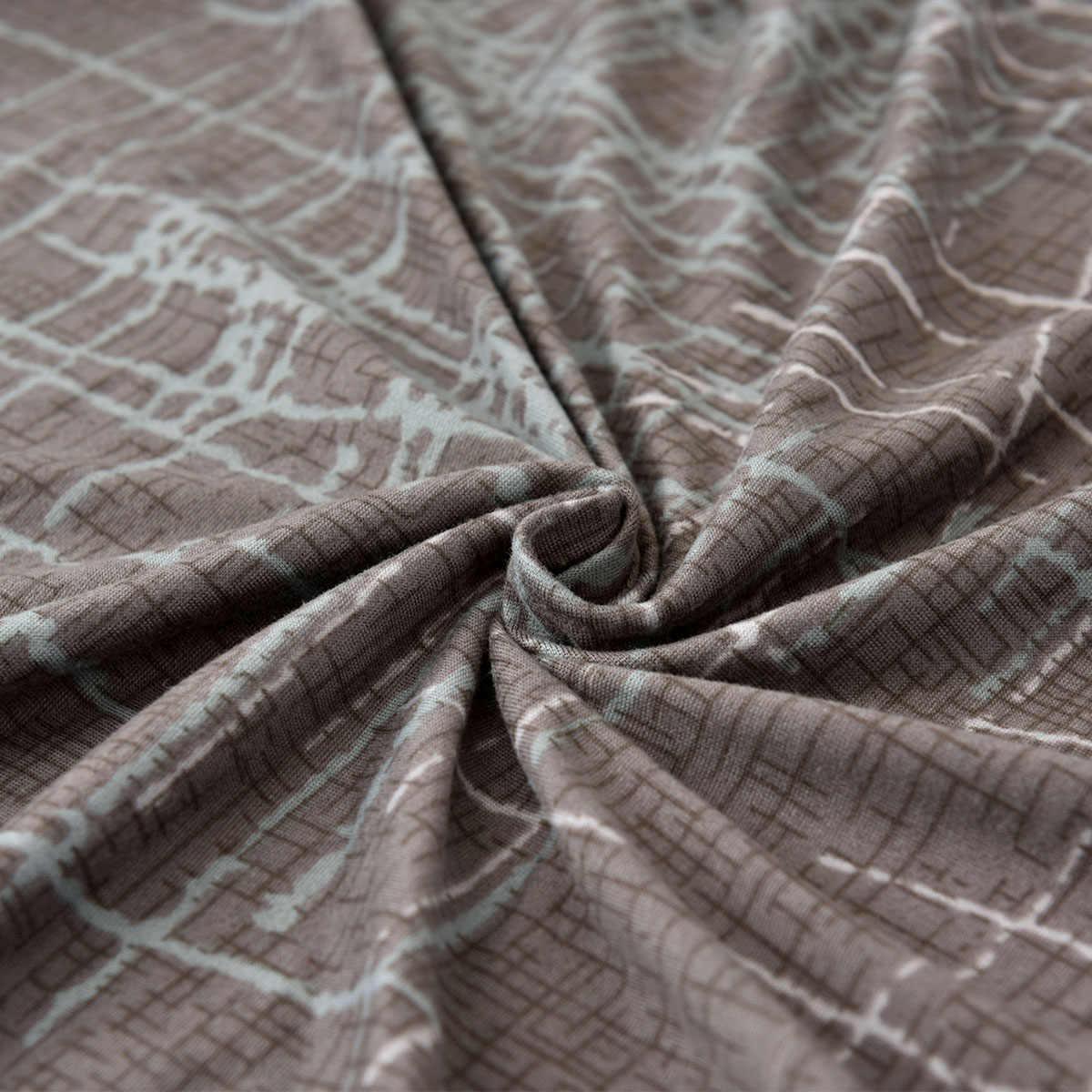 Estilo nórdico sofá capa 1/2/3/4 seater slipcover estiramento quatro temporada sofá cobre protetor de móveis sofá toalha para sala de estar
