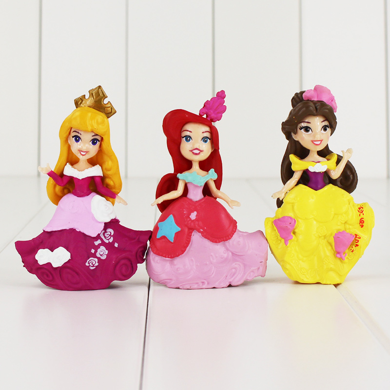 Phenomenal Us 8 42 20 Off 6Pcs Lot Catoon Anime Princess Sofia Cinderella Mermaid Snow White Action Figure Kid Toy For Girl Dolls In Action Toy Figures From Creativecarmelina Interior Chair Design Creativecarmelinacom
