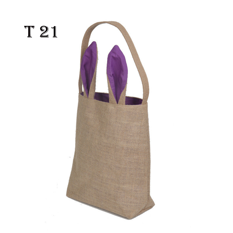 2018 wholesale hot easter bunny bags 200pcslot easter gift bags 2018 wholesale hot easter bunny bags 200pcslot easter gift bags jute cloth material candy bags for easter decoration in gift bags wrapping supplies from negle Gallery