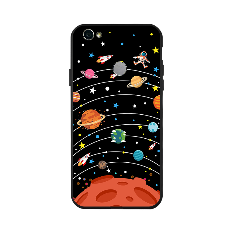 Ojeleye Fashion Silicon Case For Xiaomi Redmi Note 5A Prime Cases Anti knock Phone Cover For Xiaomi Redmi Note 5A 32GB Covers in Fitted Cases from Cellphones Telecommunications