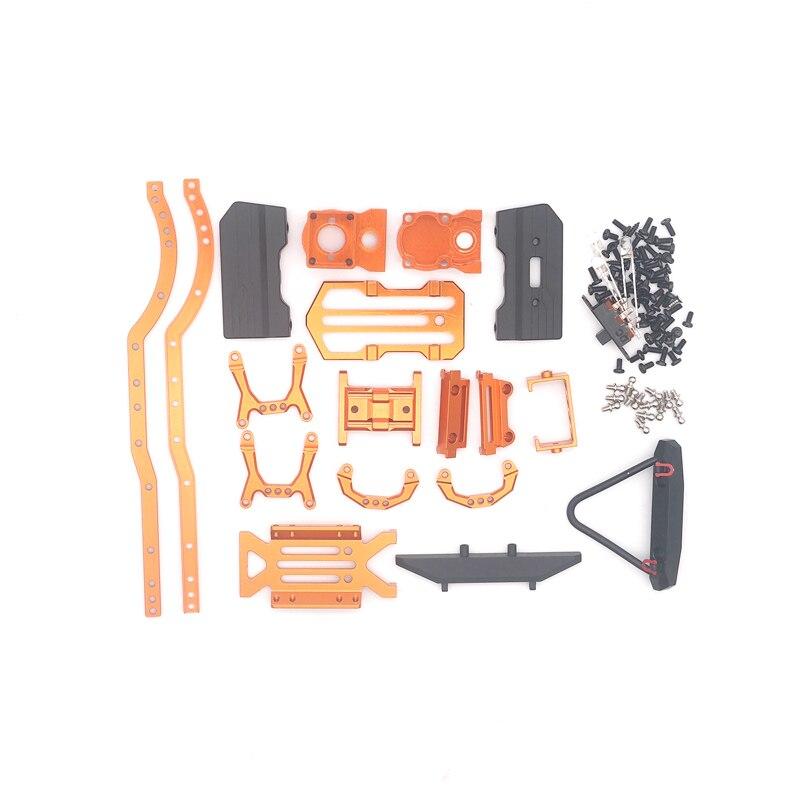 Upgrad In Metallo Kit di Ricambio Per Orlandoo OH35A01-in Componenti e accessori da Giocattoli e hobby su  Gruppo 1